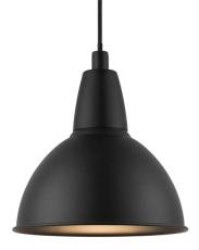 Pendel Trude Ø21 cm E27 sort