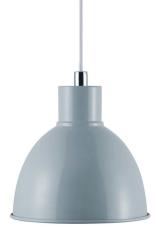 Pendel Pop Ø21,5 cm E27 blå