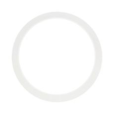 Spartan Dekorationsring, hvid