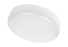 Pentland Plafond 12W 830, 1080 lumen, hvid, IP44