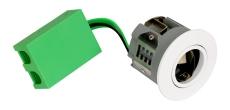 Downlight Arden GU10, max 7W LED, udendørs, rund, hvid