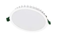 Downlight Harsted2 LED 11W 830/840, 1050 lumen, Dali, Ø170/1