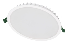 Downlight Harsted2 LED 14W 830/840, 1320 lumen, Dali, Ø210/1
