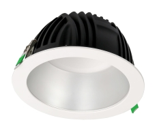 Downlight Westport LED 24W 830, 2420 lumen, Ø185/165, IP44