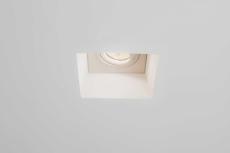 Downlight Astro 7345 Blanco Square kipbar til indspartling