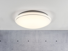 Plafond Melo 40 LED 18W, 3000K, 1277 lumen, hvid