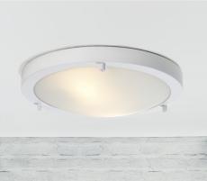 Plafond Ancona Maxi LED 12W 1050 lumen hvid