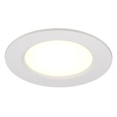 Palma Downlight 12 Ø120 mm LED 6W dæmpbar inklusiv driver hv