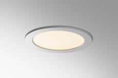 Palma Downlight 18 Ø180 mm LED 12W dæmpbar inklusiv driver h
