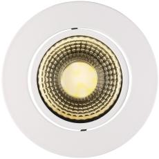 Freja Indbygningssæt med integreret COB LED 3x5W hvid