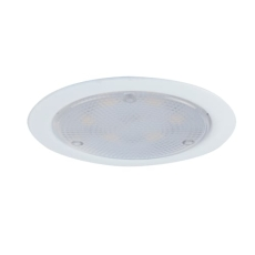 Downlight DL-3102 LED 1,8W 24V DC 156 Lumen Hvid
