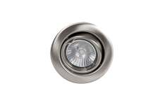 Downlight DL-930 35W GU10 børstet stål