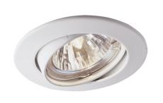 Downlight DL-840 ISO 20W GU10 børstet stål