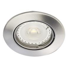Downlight DL-2014 ISO for 7W LED GU10 børstet stål