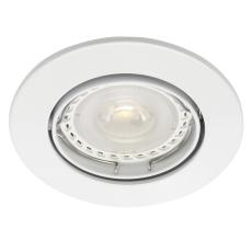 Downlight DL-2014 ISO for 7W LED GU10 hvid