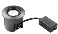 Downlight DL-2017 Iso 18W/Led 7W GU10 antracit outdoor