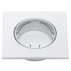 DL-2014 square ramme hvid