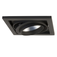 Downlight VITA ORE LED 25W 1500 Lumen 30° Sort