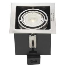Downlight DL-221 Iso 1x6W 3000K Dim LED børstet stål