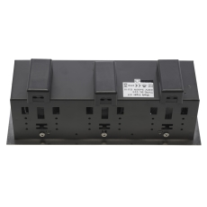 Downlight DL-223 Iso 3x6W 3000K Dim LED børstet stål
