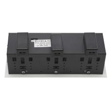Downlight DL-223 Iso 3x6W 3000K Dim LED hvid