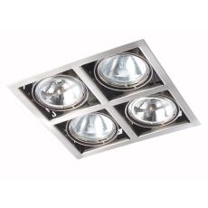 Base 4 ISO 4x15W Luxa LED 2700K 4x780 Lumen BS Dæmpbar