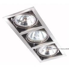 Base 3 ISO 3x15W Luxa LED 2700K 3x780 Lumen BS Dæmpbar