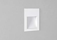 Vægarmatur Astro 0973 Borgo 90 LED 1x2W 3000K, mat hvid