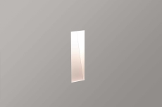 Vægarmatur Astro 0976 Borgo 35 Trimless LED 1x2W 3000K, hvid