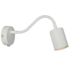 Væglampe Explore Flex LED 3W GU10 hvid