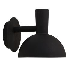 Arki Væglampe outdoor sort