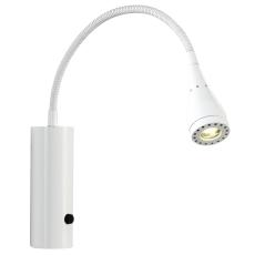 Væglampe Mento LED 3W hvid