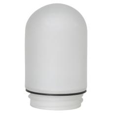 Staldglas Sanded Ø95 mm, 84,5 mm Gevind