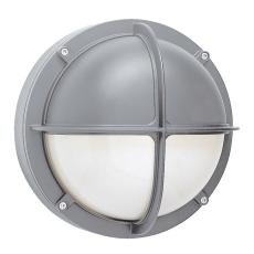 Alfa Skotlampe med halvskærm LED 80 HF 832 hvid