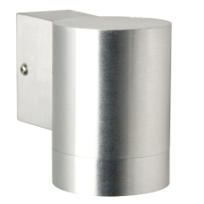 Væglampe Tin Maxi enkelt GU10 alu
