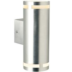 Væglampe Can Maxi dobbelt 230V GU10 alu