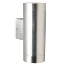 Væglampe Tin Maxi dobbelt GU10 alu