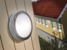 Væglampe Moss maxi 2xG9 (max 25W) galvaniseret
