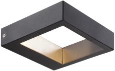 Væglampe Avon integreret LED 3W 100 lumen, sort