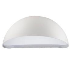 Bolero Væglampe Mini Ø135 20W G4 Hvid