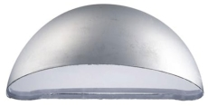 Bolero Væg Midi 13W G24d-1 Galvaniseret