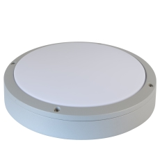 Væg Tosca LED, 230 V, 12 W, 550 Lumen, 3000K, Ip65, Alu