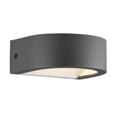 Væglampe Lift Up/Down LED 4W antracit aluminium