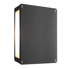 Væglampe Tamar Wall LED 4 x 3W antracit aluminium