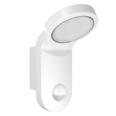 Armatur AOL 100 LED 3000K hvid med sensor