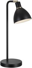 Ray Bordlampe E14 max. 40W sort