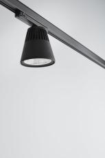 Spot 3F Winner GA-016 LED 30W 930, 3475 lumen, 30°, sort