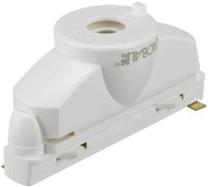 Global 1F Adapter GB67-3 hvid max. 5 kg