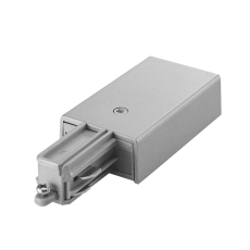 Square 1F 230V Tilslutning grå (alu)