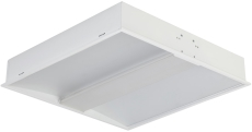 Omaha LED Panel Indirekte 31W 830, 3354 lumen, 595 x 595 mm